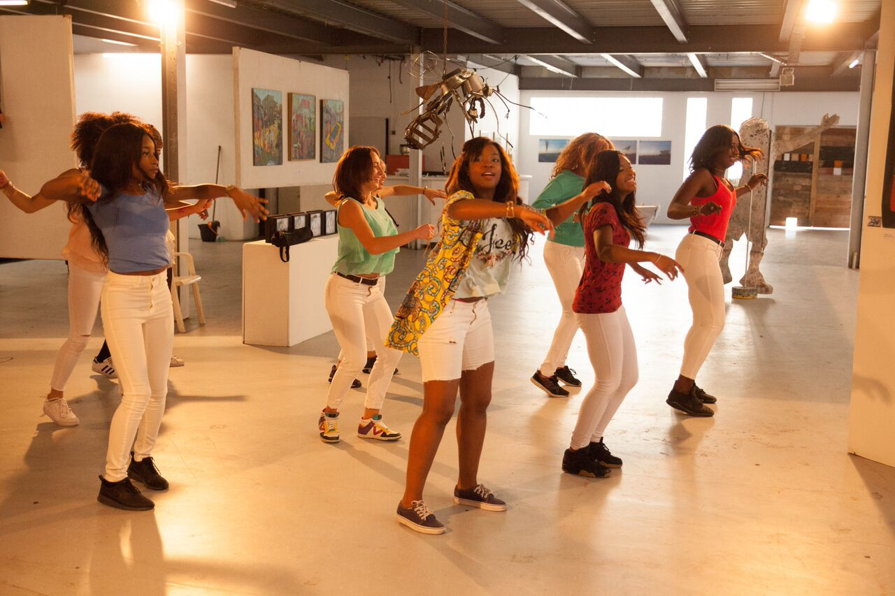 chorégraphie hip hop Afrobeats