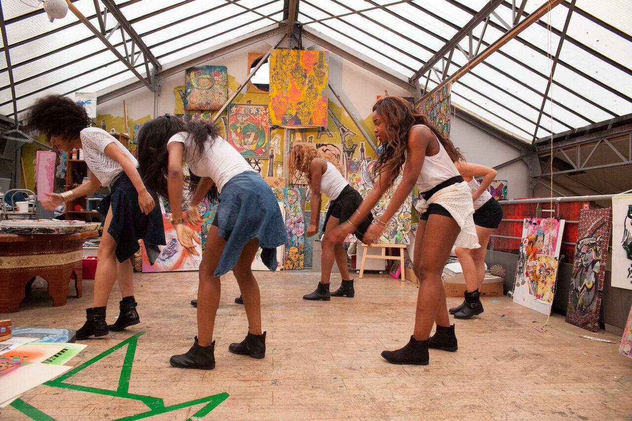 Chorégraphie dancehall