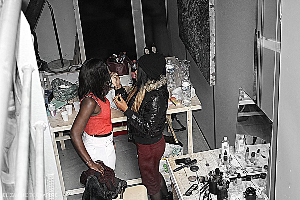 Makeup artist partenaire Cinaa Titi