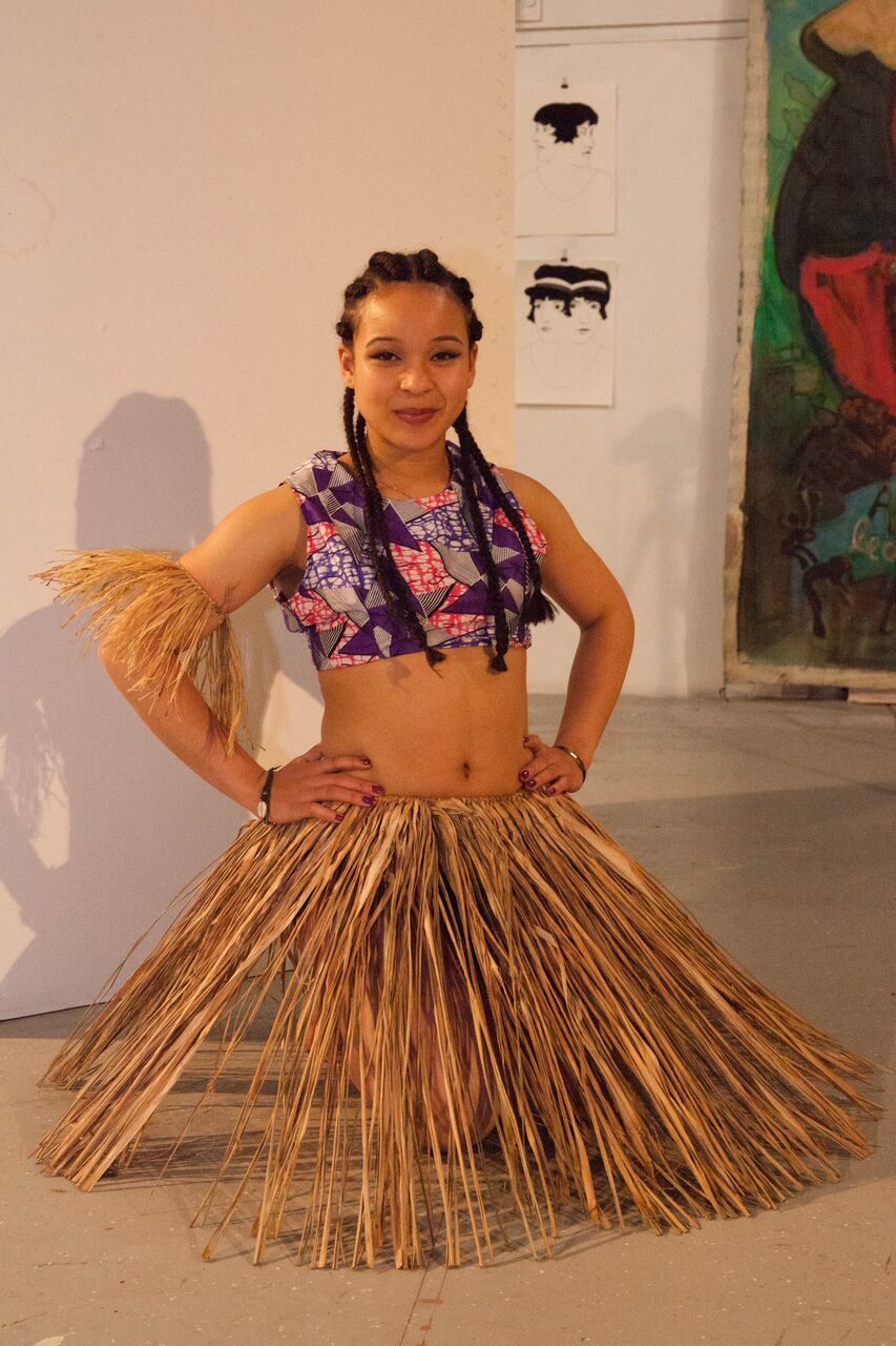 costume danse africaine