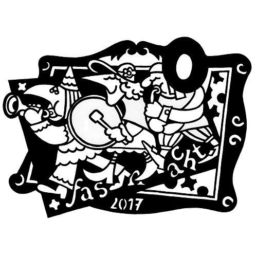 Blaggedde 2017