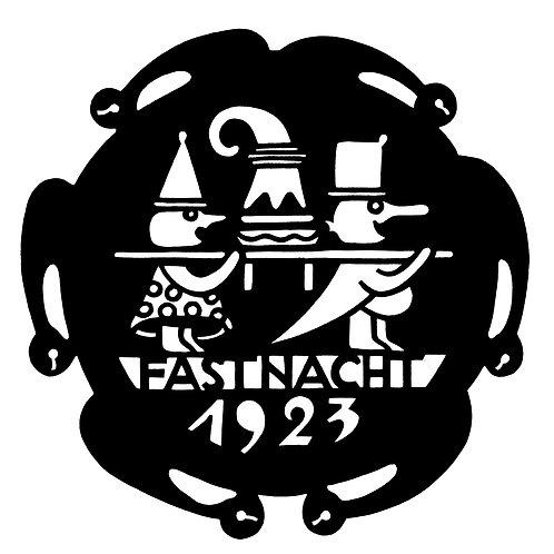 Blaggedde 1923