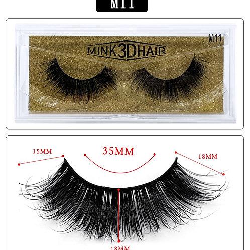 EBB-M-11 Mink Lashes