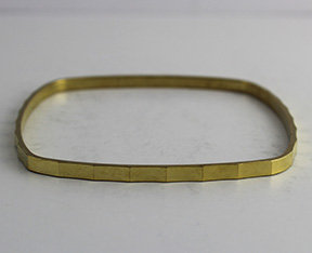 Square Shaped Bangles with Pattern 2