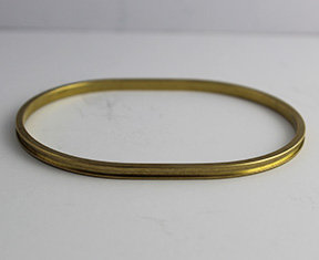 Oval Shaped Bangles for Epoxy