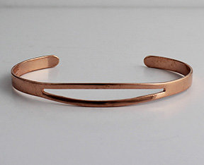 """3/16"""" Copper Cuff Bracelets"""