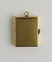 7020-PL Box Locket