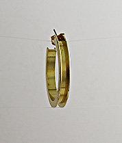 "1/8"" Wide Earring For 18pp Rhinestone Chain"