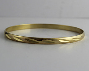 Seamless Bangles with Pattern 6
