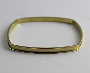 Square Shaped Bangles for Epoxy