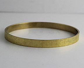 Seamless Bangles with Fine Weave Pattern