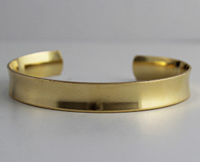 """3/8"""" to 3/4"""" Concave Cuffs"""