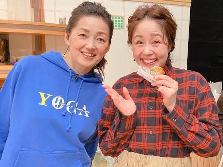 くまもと県民テレビ 「てれビタ」出演