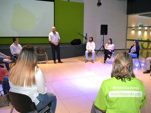 Planificando la Movida Verde con los colaboradores