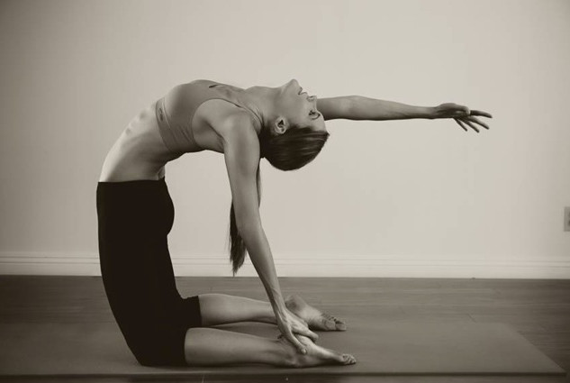 Karen Berzanski_Yoga
