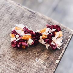 Noeud papillon Lily et Confettis fleuriste toulouse