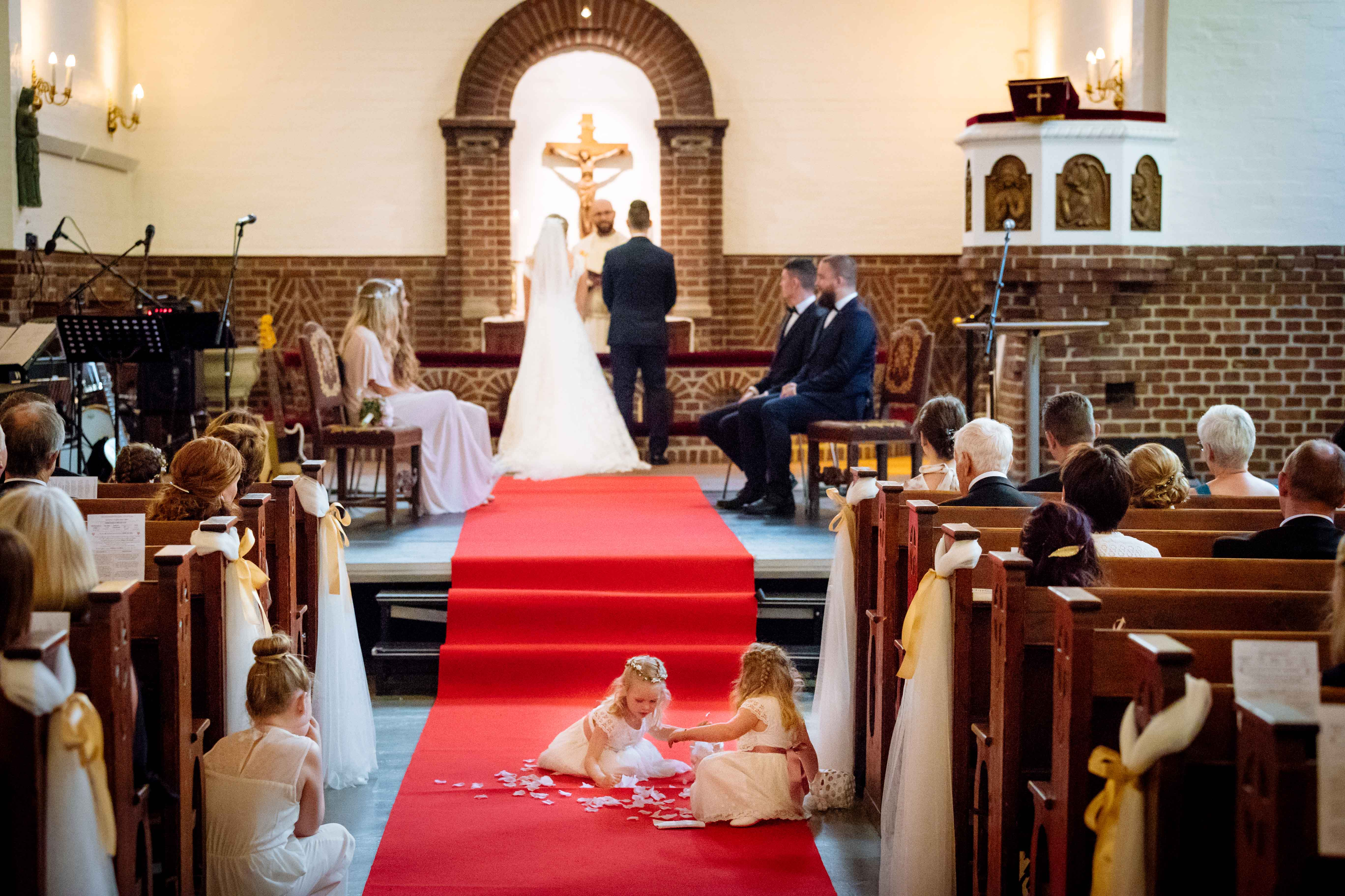 Bryllup i Bergen