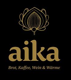 aika Cafe, Hamburg, Bistro, Logo