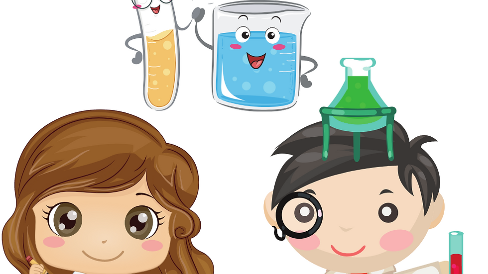 August 2-6: Mad Scientists