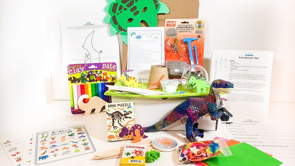 Dinosaur Adventure Kit