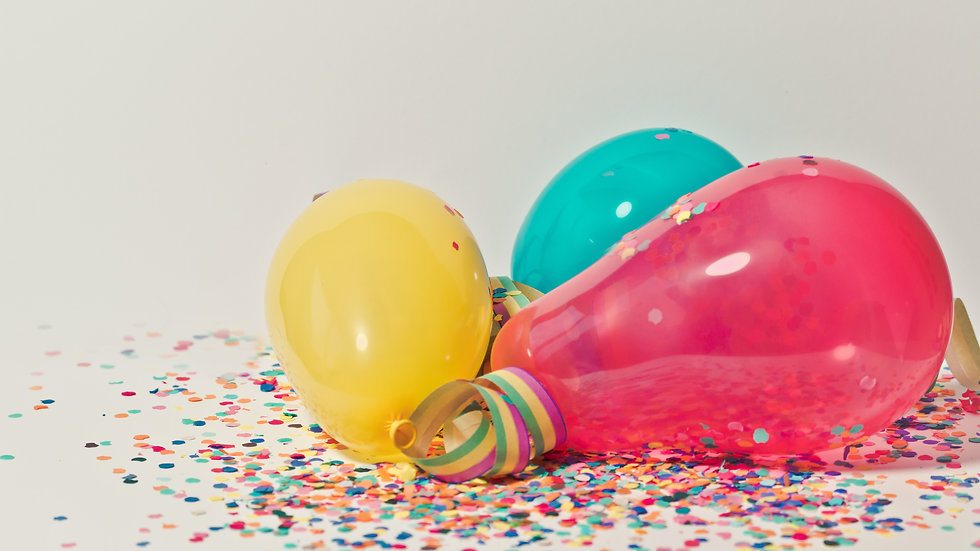 Virtual Birthday Blowout