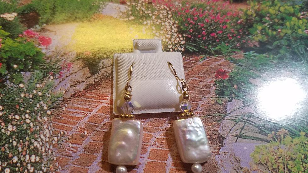 Rectangular Freshwater Pearls