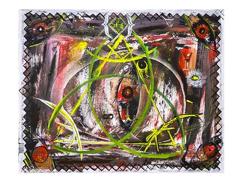 Chariot of the Hidden Eye