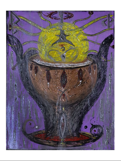 Chalice of the High Priestess