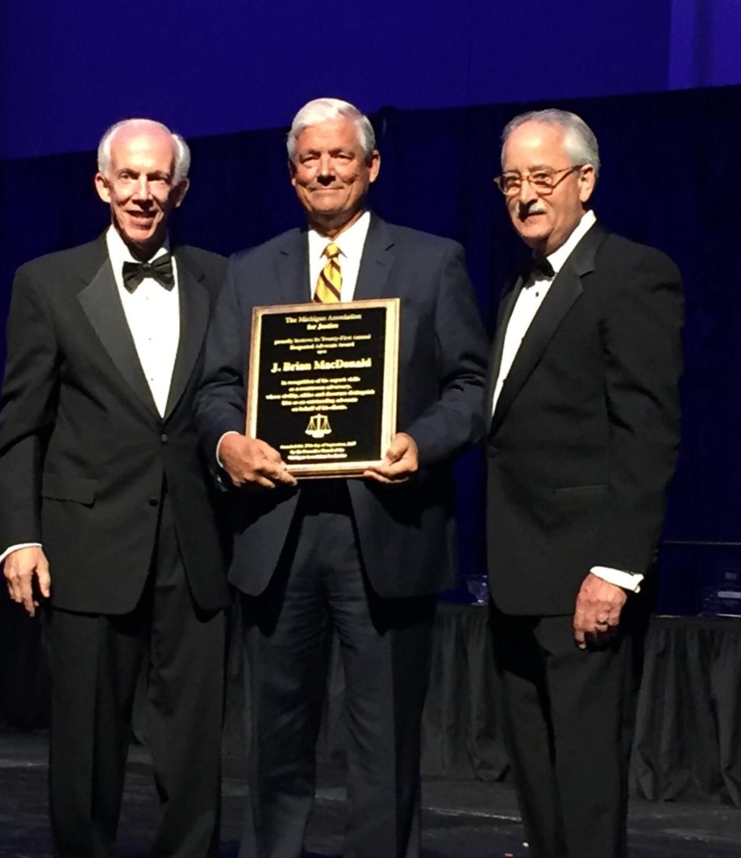 J. Brian MacDonald Award