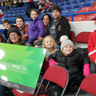 Cline, Cline & Griffin Donates Flint Firebirds Tickets to Communities First, Inc.