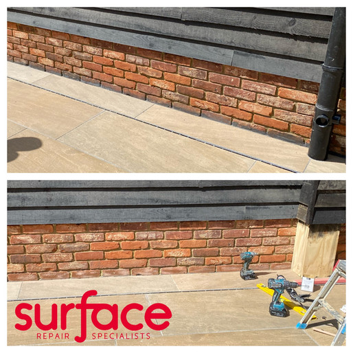 brick re colouring in Surrey