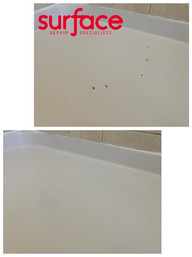 Chip shower tray repair in Kent