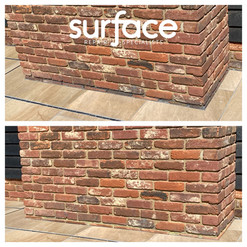 Brick tinting in Guildford, surrey