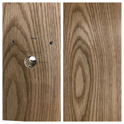 Oak door repair in Bromley, Kent