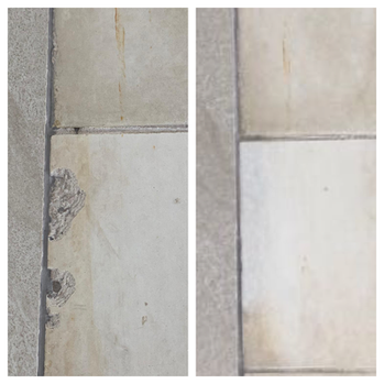 stone floor damage