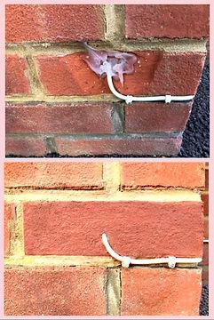 Damaged brick repair specialist in Crawley Surrey