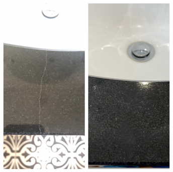 Granite worktop repair in Kent