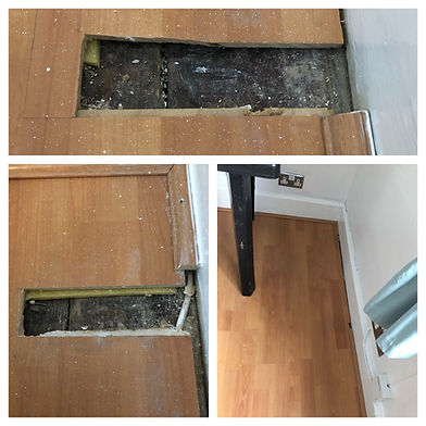 LAminate floor repairs in banstead, Surrey