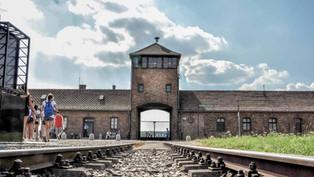 15ème voyage à Auschwitz avec un témoin