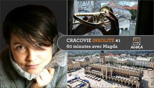 Cracovie Insolite #1 - 60 minutes avec Magda