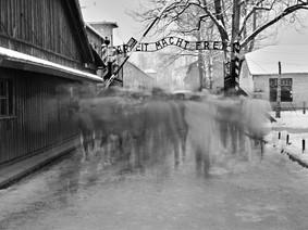 Octobre 2021 - 19ème voyage à Auschwitz de l'asbl Agora