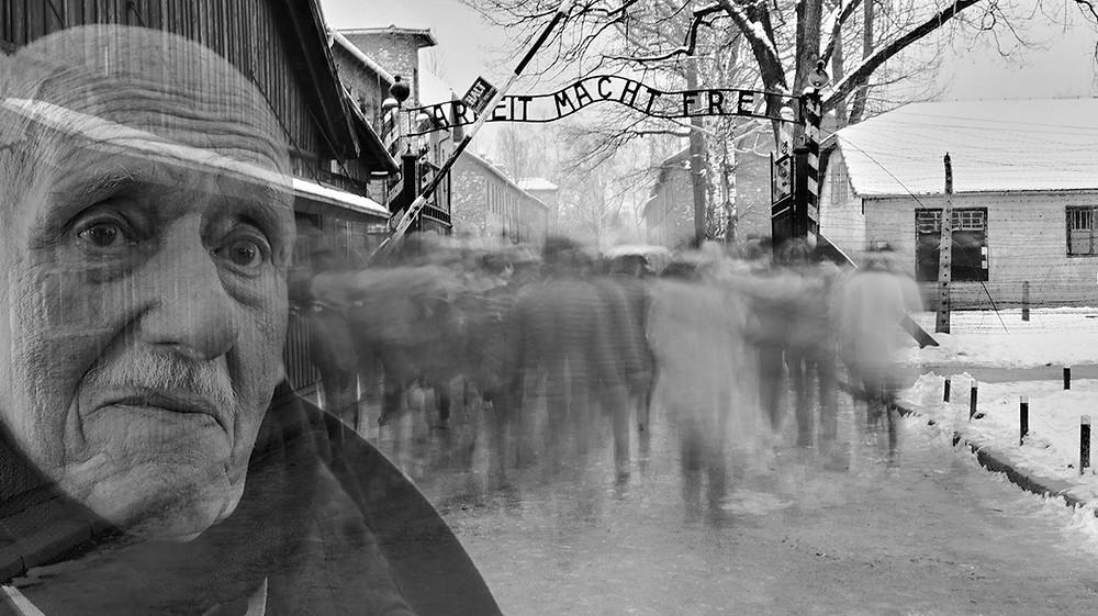 Paul Sobol, survivant d'Auschwitz