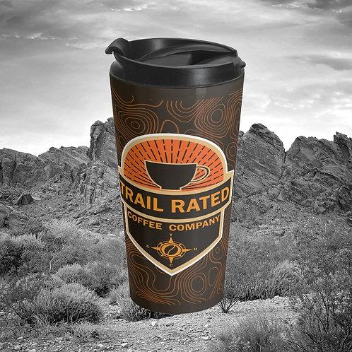 Sunrise Coffee Stainless Steel Travel Mug