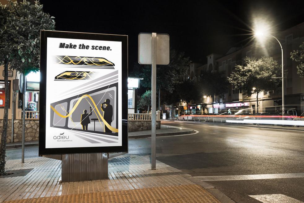 Make the Scene Poster