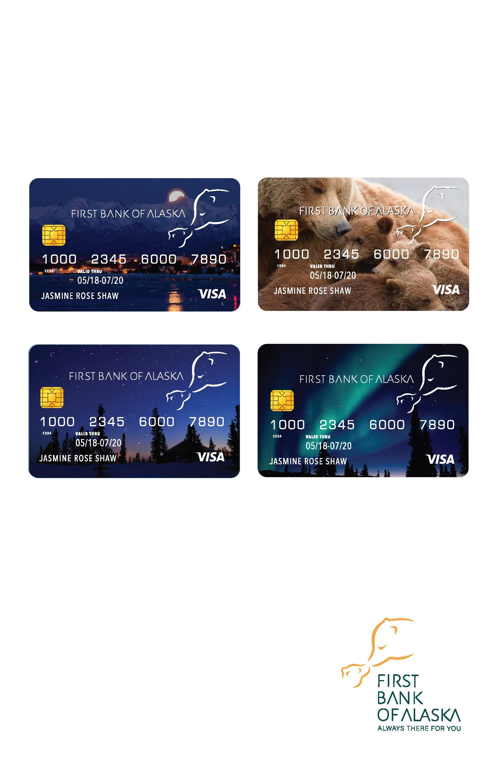 First Bank of Alaska Credit Cards