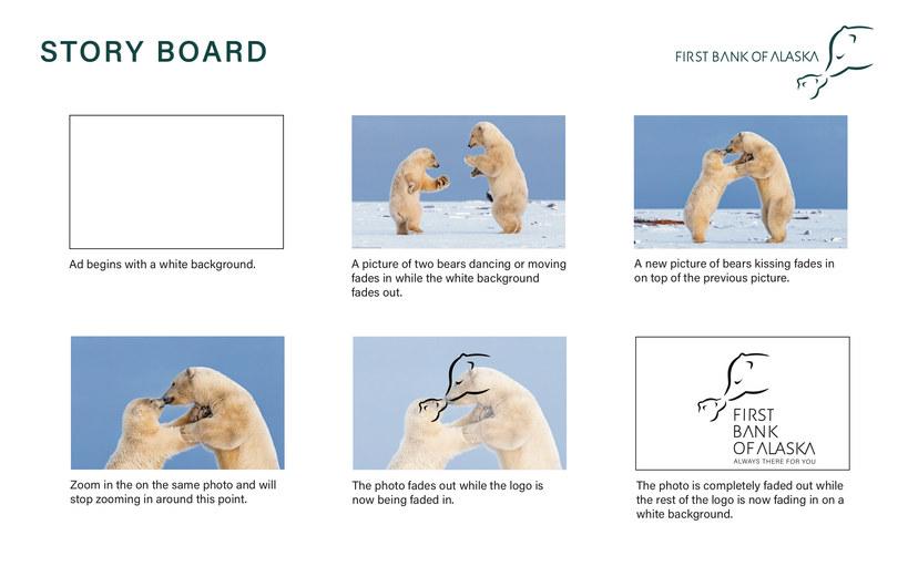 First Bank of Alaska Story Board