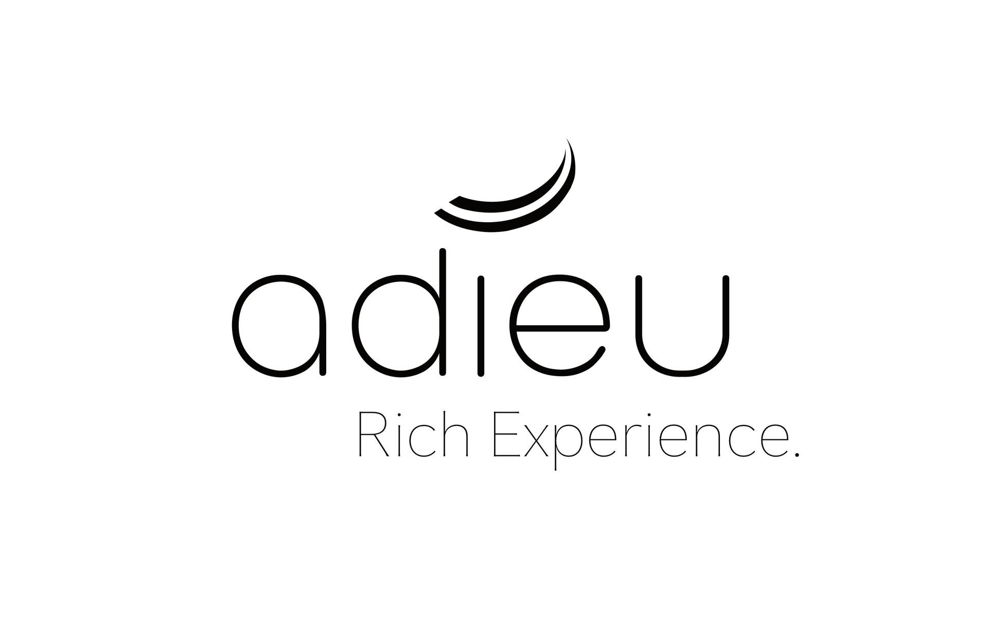Adieu Logo