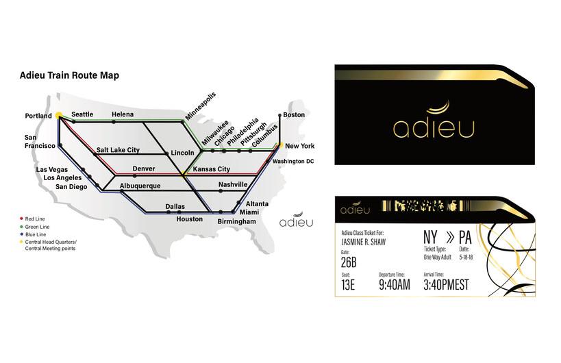 Adieu Map