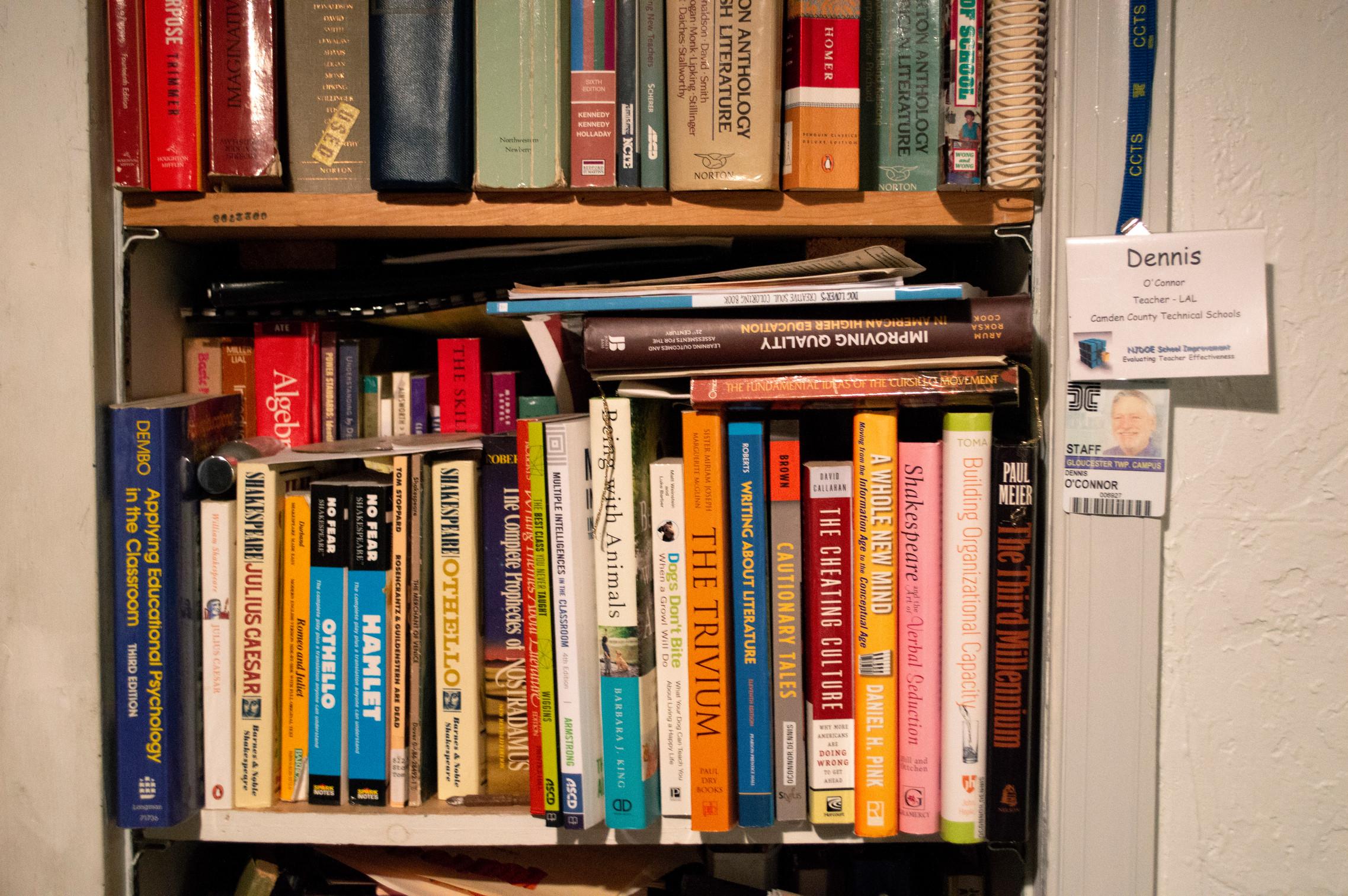 O'Connor's Library