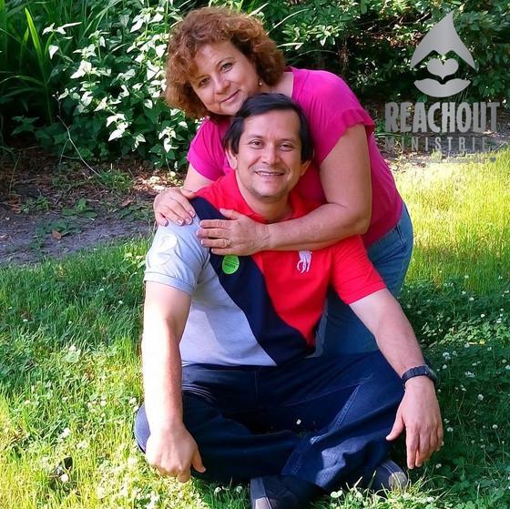 Meet Otto and Lisbeth Bonilla